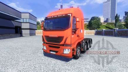 Iveco Stralis Hi-Way 8X4 pour Euro Truck Simulator 2