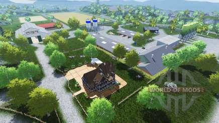 Friesenmap v2.0 für Farming Simulator 2013