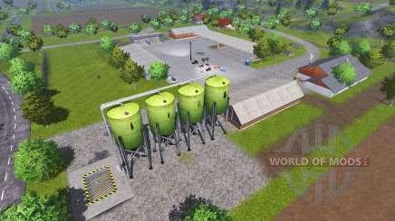 Mannys Map v2.0 für Farming Simulator 2013