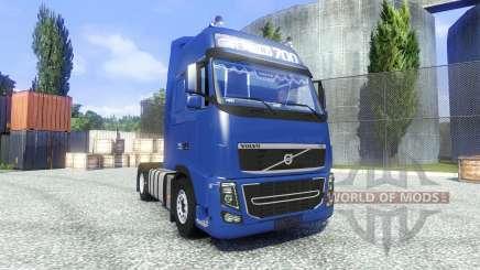 Volvo FH13 pour Euro Truck Simulator 2