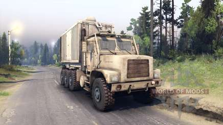 Oshkosh MTVR 8x8 PLS-LHS Final für Spin Tires
