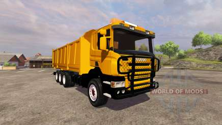 Scania P380 v2.0 für Farming Simulator 2013