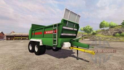 Bergmann TSW 4190 v2.0 pour Farming Simulator 2013