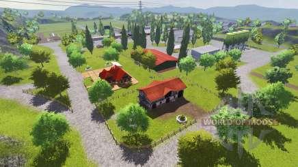 Hagestedt v1.1 für Farming Simulator 2013