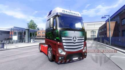 Mercedes-Benz Actros MPIV pour Euro Truck Simulator 2