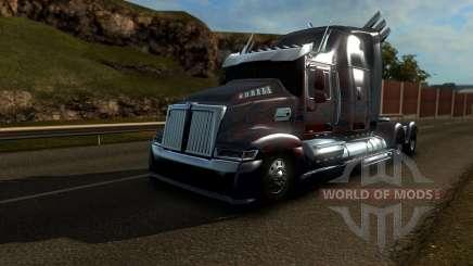 Optimus Prime de transformers 4 pour Euro Truck Simulator 2