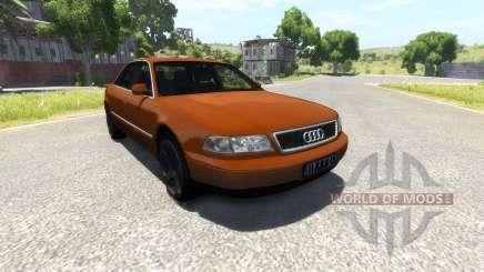 Audi A8 pour BeamNG Drive
