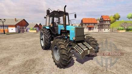 MTZ-W pour Farming Simulator 2013