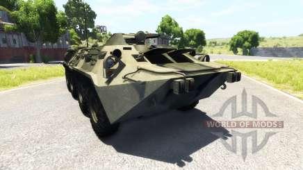 BTR-80 pour BeamNG Drive