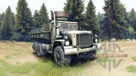 AM General M35A3 1993 pour Spin Tires