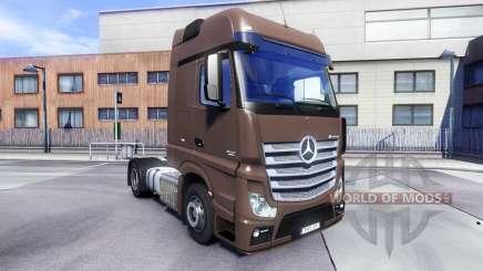 Mercedes-Benz Actros MPIV v1.3 für Euro Truck Simulator 2