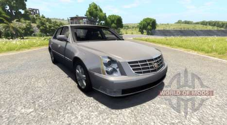 Cadillac DTS für BeamNG Drive