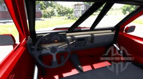 Toyota PreRunner Off-Road für BeamNG Drive