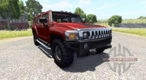 Hummer H3 pour BeamNG Drive