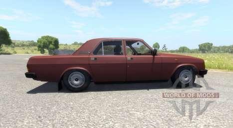 GAZ-31029 Volga für BeamNG Drive