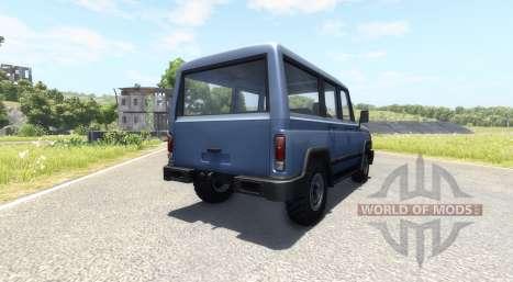 UAZ-3170 pour BeamNG Drive