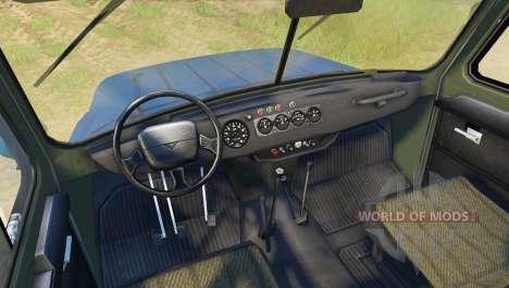 UAZ-31512 pour Spin Tires