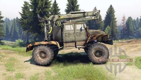 Ural Polar 4320-01 für Spin Tires