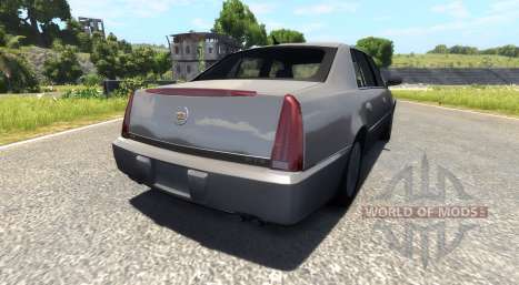 Cadillac DTS pour BeamNG Drive