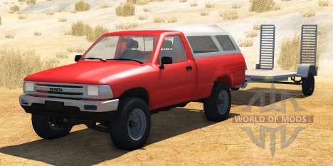 Toyota PreRunner für BeamNG Drive