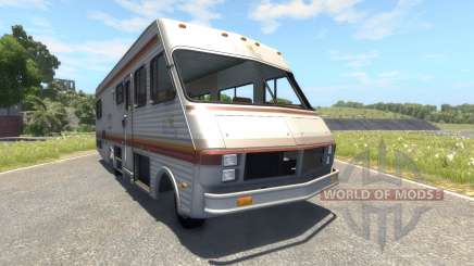 Fleetwood Bounder 31ft RV 1986 pour BeamNG Drive