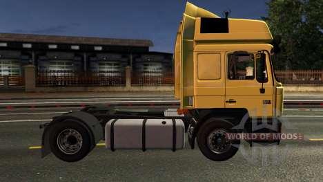 MAN F2000 pour Euro Truck Simulator 2