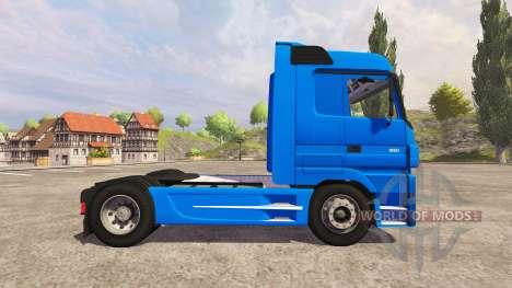 Mercedes-Benz Actros v2.0 pour Farming Simulator 2013
