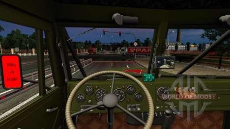 KRAZ 255 für Euro Truck Simulator 2