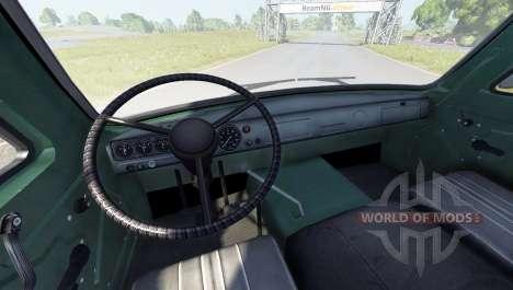 UAZ 2206 Pain pour BeamNG Drive