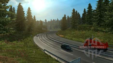 Jour éternel pour Euro Truck Simulator 2