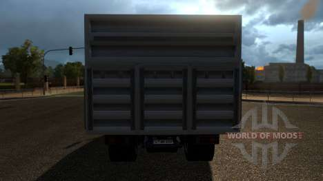 Ford Cargo 2520 pour Euro Truck Simulator 2