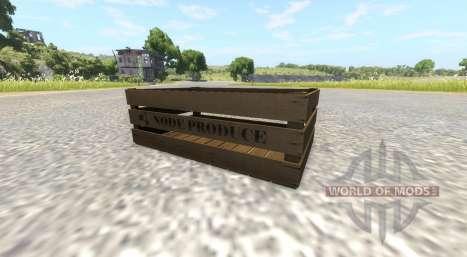 Boîte pour BeamNG Drive