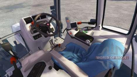 Hurlimann XL 130 v1.1 pour Farming Simulator 2013