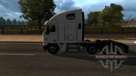 Freightliner Argosy pour Euro Truck Simulator 2