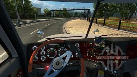 Freightliner Coronado pour Euro Truck Simulator 2
