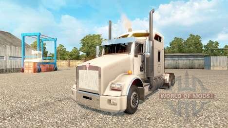 Kenworth T800 pour Euro Truck Simulator 2