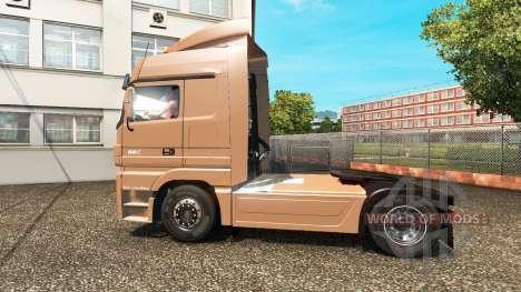 Mercedes-Benz Actros MP2 pour Euro Truck Simulator 2