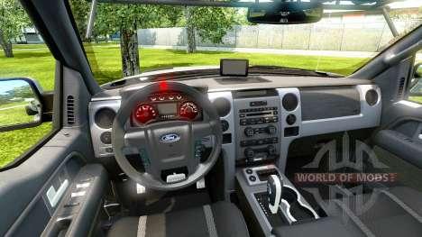 Ford F-150 SVT Raptor 2012 v2.0 für Euro Truck Simulator 2