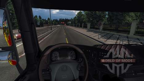 Mercedes-Benz Actros 4160 SLT 8x4 Titan für Euro Truck Simulator 2