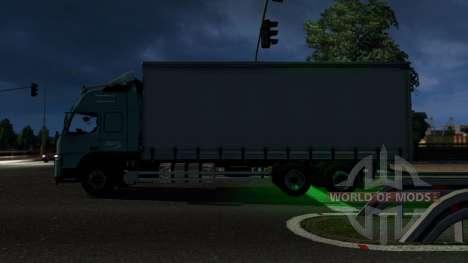 Volvo FM13 BDF für Euro Truck Simulator 2