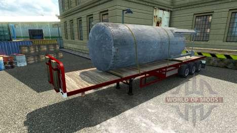 Halb Lackiert für Euro Truck Simulator 2