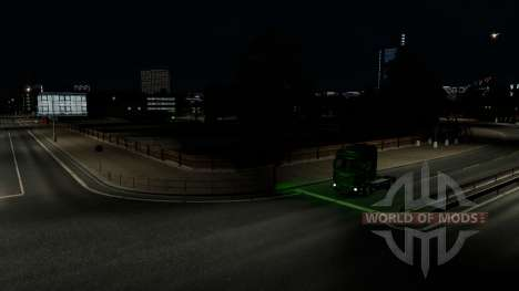Das Wetter ändern für Euro Truck Simulator 2