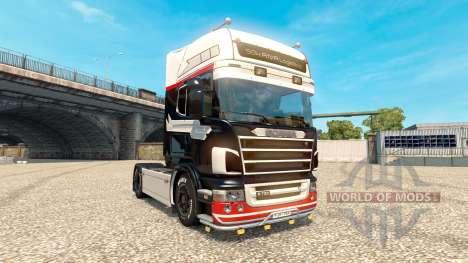Scania R 2008 pour Euro Truck Simulator 2