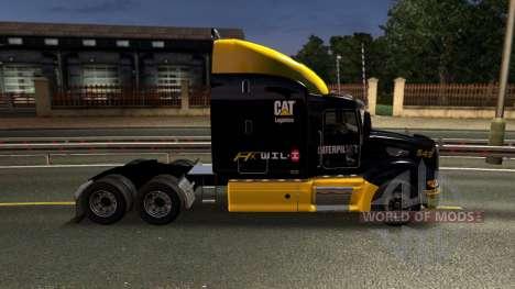 Peterbilt 386 Deluxe Edition für Euro Truck Simulator 2
