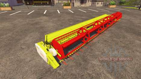 CLAAS V1200 pour Farming Simulator 2013