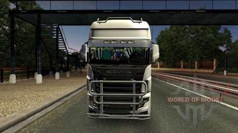 Scania R700 für Euro Truck Simulator 2