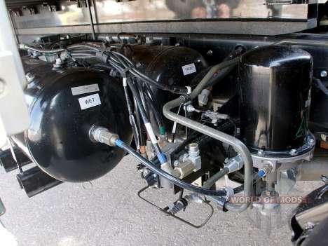 Les sons des freins à air pour Euro Truck Simulator 2