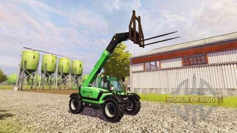 Gabel Ballen v2.0 für Farming Simulator 2013