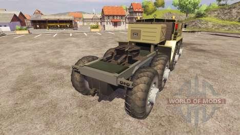 MAZ-537 pour Farming Simulator 2013