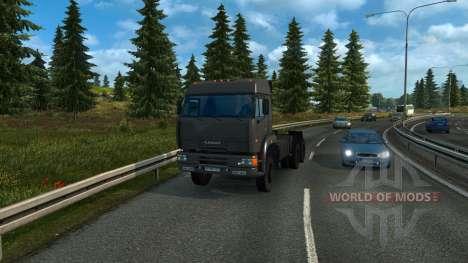 KamAZ-6460 für Euro Truck Simulator 2